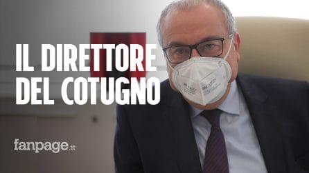 """Napoli al Cotugno solo 3 pazienti in rianimazione Covid. Il direttore: """"Virus meno aggressivo"""""""