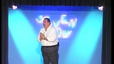 Mimmo Sepe e l'obesità, video tratto da Seven Show