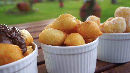 Frittelle dolci con 2 ingredienti: la ricetta golosa da gustare in diversi modi