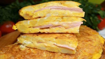 Tortillas di patate: la ricetta per un pranzo semplice, completo e gustoso