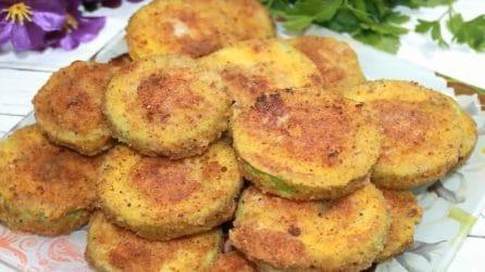 Zucchine ripiene e fritte: la ricetta del contorno veloce e saporito