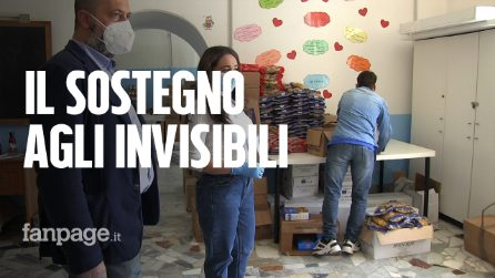 """L'Altra Napoli a sostegno degli invisibili: """"Così battiamo la camorra, l'emergenza è il reddito"""""""