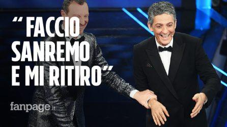 """Fiorello: """"Faccio Sanremo 2021 con Amadeus e chiudo la carriera"""""""