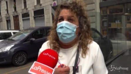 Milano, ristoratori multati davanti alle telecamere: stavano facendo un flash mob di protesta