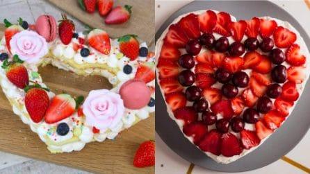 Fai sorridere la mamma nel giorno della sua festa! Sorprendila con una di queste torte!