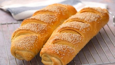 Pastry baguette: a soft alternative to try!