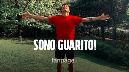 """Paulo Dybala è guarito dal Coronavirus, la Juventus: """"Gli esami hanno dato esito negativo"""""""