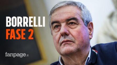 """Borrelli: """"Se il virus riparte pronti a inasprire le misure di contenimento"""""""