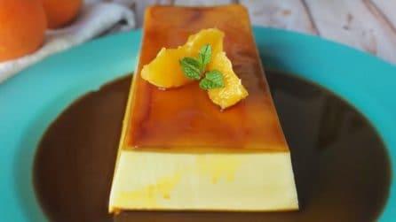 Flan all'arancia: la ricetta del dessert cremoso e goloso