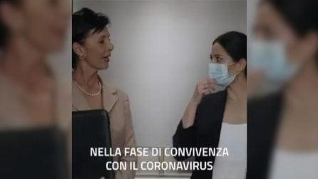 """""""Il coronavirus può ancora toccarci"""", nuova campagna del governo"""