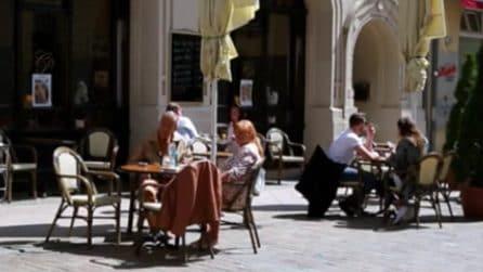 In Germania riaprono i primi ristoranti