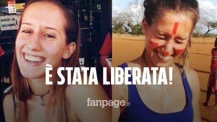 """Silvia Romano è stata liberata, Giuseppe Conte: """"Ti aspettiamo in Italia"""""""