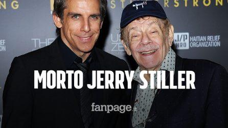 """Morto Jerry Stiller, papà di Ben e leggendario comico: """"Mi mancherà tantissimo. Ti voglio bene papà"""""""