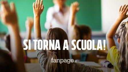 Riaprono le scuole in Piemonte dopo il lockdown: al via il progetto pilota in tre comuni