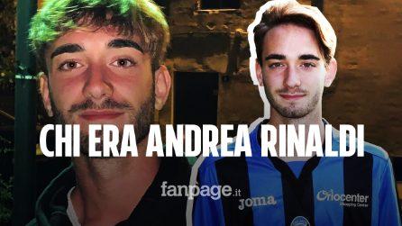 """Chi era Andrea Rinaldi, ragazzo """"pulito"""" con il calcio nel cuore: """"A Bergamo sono diventato uomo"""""""