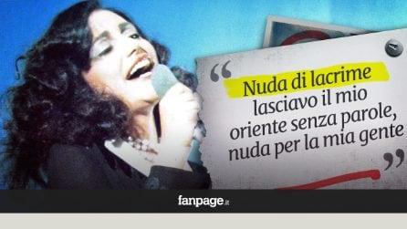 25 anni fa la morte di Mia Martini, voce indimenticabile della musica italiana