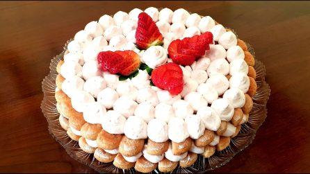 Tiramisù alle fragole: la ricetta del dessert fresco e goloso