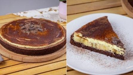 Chocolate banana cake: a quick recipe for a special dessert!