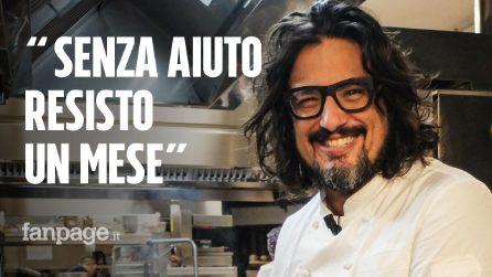 """Alessandro Borghese: """"Stato assente, senza aiuto posso resistere solo un altro mese"""""""
