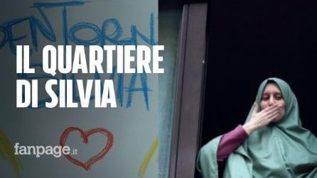 """Silvia Romano, le voci del quartiere Casoretto: """"Ognuno ha le proprie idee e bisogna rispettarle"""""""