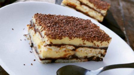 Semifreddo vaniglia e cioccolato: il goloso dessert da provare