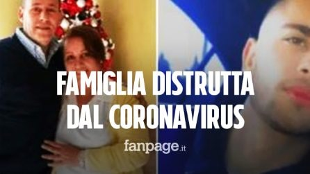Mamma e papà morti di Coronavirus: 3 fratelli restano orfani in 20 giorni