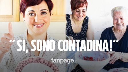 """Benedetta Rossi contro hater e critiche: """"Sì, è vero, sono una contadina, e allora?"""""""