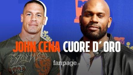 John Cena dona 40mila dollari alla famiglia di Shad Gaspard annegato per salvare il figlio
