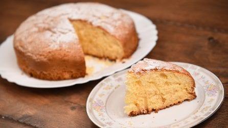 Torta soffice senza farina: la versione light da provare subito!