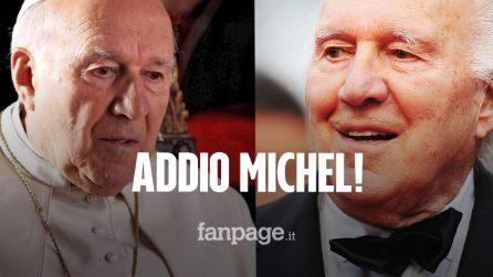 MortoMichel Piccoli: il papa di Habemus Papam si è spento a 94 anni