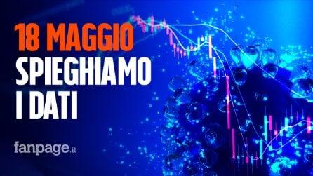 Coronavirus Italia, il bollettino del 18 maggio: Fase 2 buona la prima (ma non c'è da festeggiare)