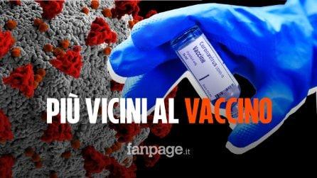 """Vaccino Coronavirus, la società Moderna annuncia: primi risultati dei test sono """"positivi"""""""