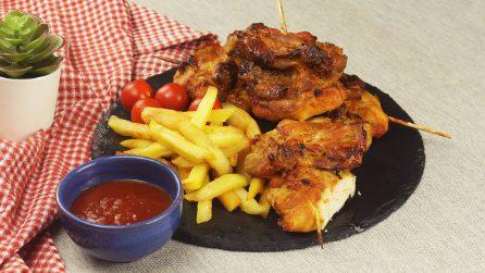 Pollo al forno: il metodo per ottenerlo croccante fuori e morbido dentro!