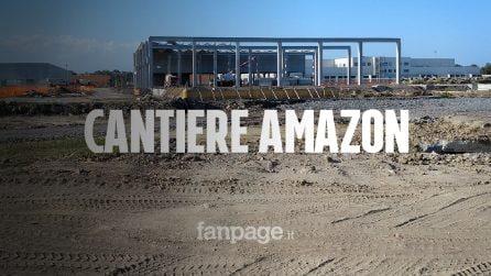 Ecco dove sorgerà il nuovo deposito di Amazon a Catania. Previste cento assunzioni