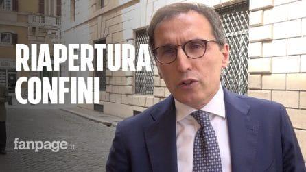 """Fase 2, Boccia: """"Rischio in calo anche in Lombardia, decisioni sui confini prima del 3 giugno"""""""