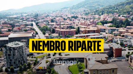 """Nembro, l'epicentro del coronavirus che cerca la normalità: """"Non siamo Chernobyl"""""""