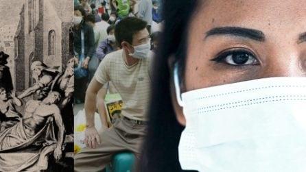 Dalla Peste al Covid-19, le grandi pandemie che hanno segnato il destino dell'umanità