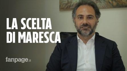 """Il pm Catello Maresca: """"Non farò il politico di professione, ma valuterò se dare un contributo"""""""