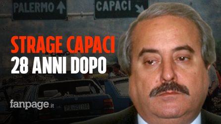 Il 23 maggio la strage di Capaci dove morirono Giovanni Falcone, la moglie e 3 agenti della scorta