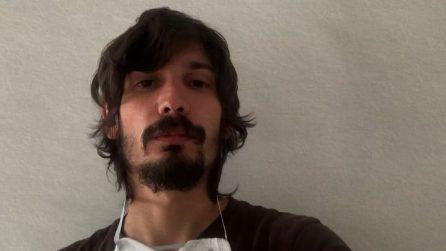Pierdavide Carone racconta la sua malattia in Forza e coraggio