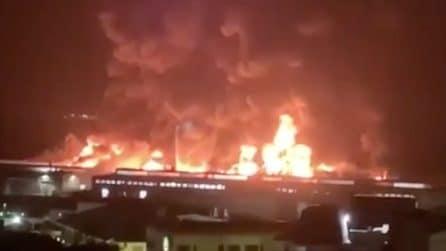 Gigantesco incendio distrugge un simbolo della città di San Francisco