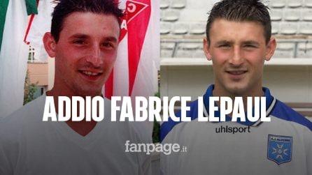 Morto Fabrice Lepaul: il calciatore francese vittima di un incidente stradale