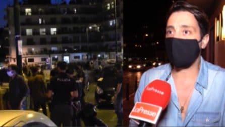 """Napoli, i gestori contro De Luca per la movida blindata: """"Non hai capito un c***o"""""""