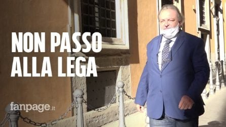 """Giarrusso (ex M5S): """"Non passo alla Lega, ma non dico come voto su Salvini"""""""