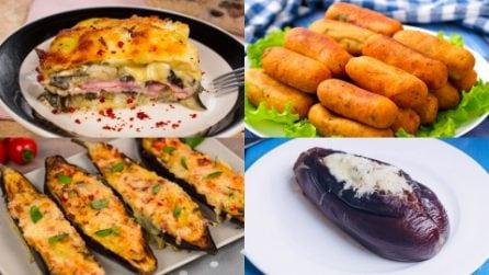 4 Ricette irresistibili che puoi preparare con le melenzane!