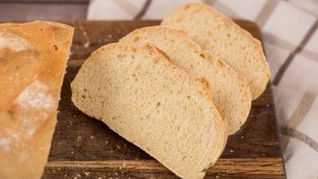 Pane cotto in pentola senza forno: pronto in soli 30 minuti!