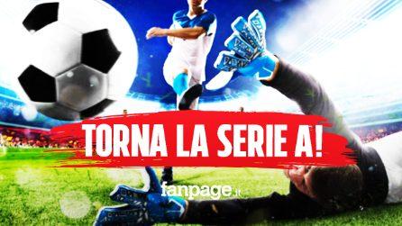 La Serie A riparte, arriva l'ok del Governo: il 20 giugno ritorna il campionato