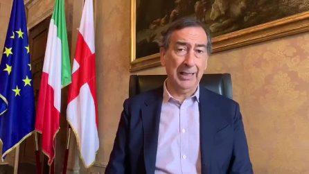 """Milano, Sala: """"Alle Città Metropolitane altri 3 miliardi di euro ma se serve, ci indebitiamo"""""""