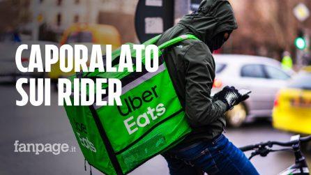 Uber Italia commissariata per caporalato sui rider: cosa sta succedendo