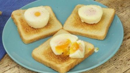 2 metodi geniali per preparare le uova in camicia perfette!